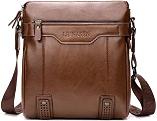 New Casual Fashion Men's Shoulder Bag, Men's Crossbody Briefcase Men's Handbag