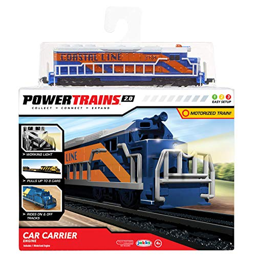 Power Trains Engine Pack Series 2, Battery Powered Train Engine, Motorized N Scale Model Train