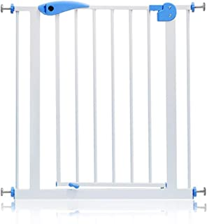 Baby Gates Stairs Safety Indoor Extra Tall And Wide Expandable Gate Extension Dog Gates Pet Fence Metal, Window Balcony Gu...