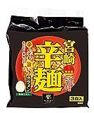 響 宮崎辛麺(即席麺) 3食 ×3袋