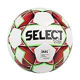 SELECT Futsal Samba Futsal Ball, White/Red/Green, Senior