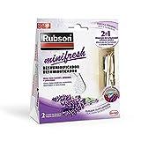 Rubson Minifresh, deshumidificador y ambientador de lavanda, bolsas...