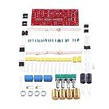 Amplifier Board, HIFI Preamp NE5532 Pre-amplifier Tone Board Kits AC 12V OP-AMP HIFI Amplifier(DIY KIT)