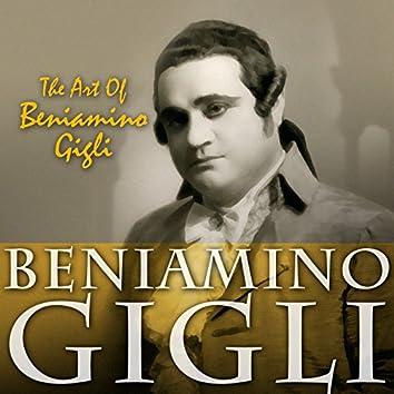 The Art Of Beniamino Gigli