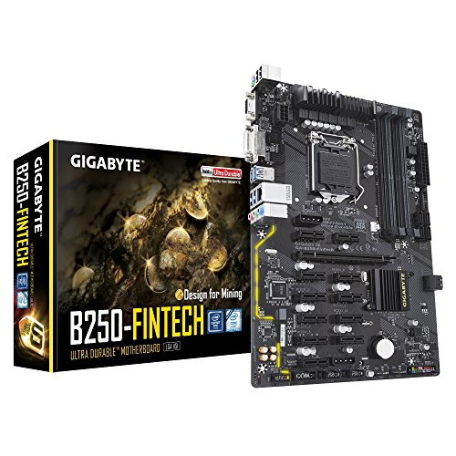 Gigabyte GAB250FIT-00-GA - Placa Base (Sata, Ethernet) Color Negro