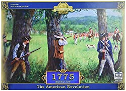 Best Educational Board Games for Teens 1775: Rebellion