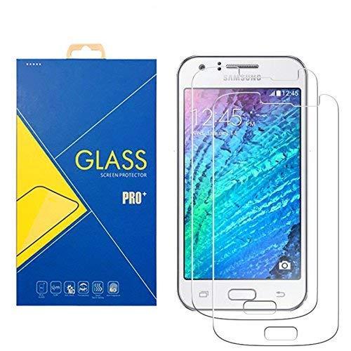 [2 Pack] Panzerglas Schutzfolie Samsung Galaxy J1 (2016) SM-J120 / J120F / J120FN / 120 - Gehärtetem Glas Schutzfolie Displayschutzfolie für Samsung Galaxy J1 (2016) SM-J120 / J120F / J120FN / 120