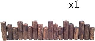 Best log picket fence Reviews