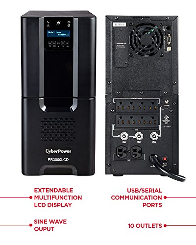 Build My PC, PC Builder, CyberPower PR3000LCD