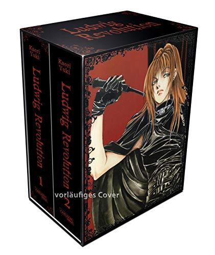 Ludwig Revolution Gesamtausgabe: Neuedition zum Carlsen-Manga-Jubiläum in zwei Doppelbänden im Schuber