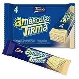 Tirma ambrosía chocolate blanco (4 unidades x 21,5 g) 86 g