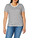 Levi's tee Camiseta, Benitoite Cloud Dancer, Large para Mujer