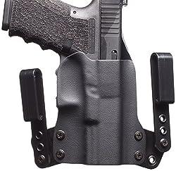 Haley Strategic G-Code Eclipse Black Mojo Holster for Glock 19 23 26 27 32 33