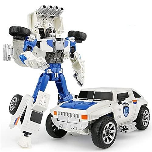 WAWAYU Juguetes de deformación, Niño Juguete de Vacaciones Regalo de la aleación de la deformación de la deformación del Juguete del Juguete del Juguete Modelo de Robot