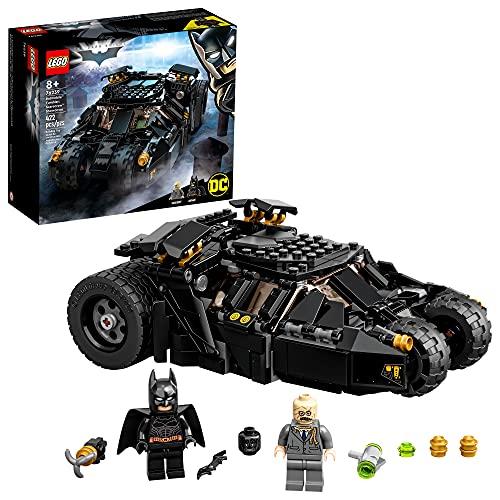 LEGO DC Batman Batmobile Tumbler: Scarecrow Showdown 76239 (422 Pieces)