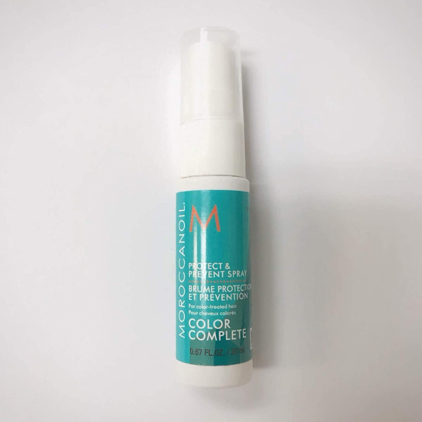 アクセスオーガニック塊Moroccanoil Protect & Prevent Color Complete Spray Travel Size 20ml [並行輸入品]
