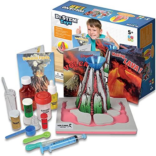 Dr. STEM Toys Volcano Making Experiment Science Lab Kit