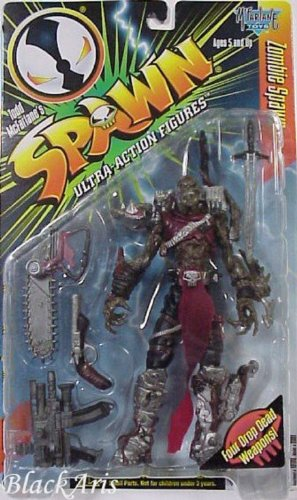 Spawn Series 7 > Zombie Spawn Action Figure by McFarlane Toys