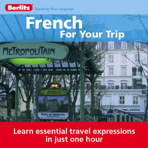 French for Your Trip cover art