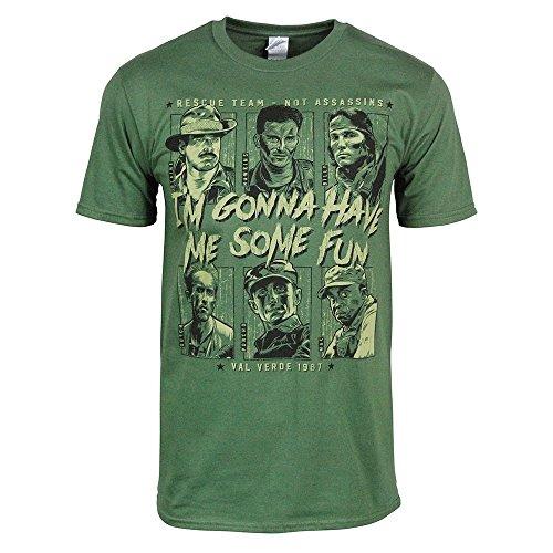 """Camiseta para hombre con texto en inglés """"I"""