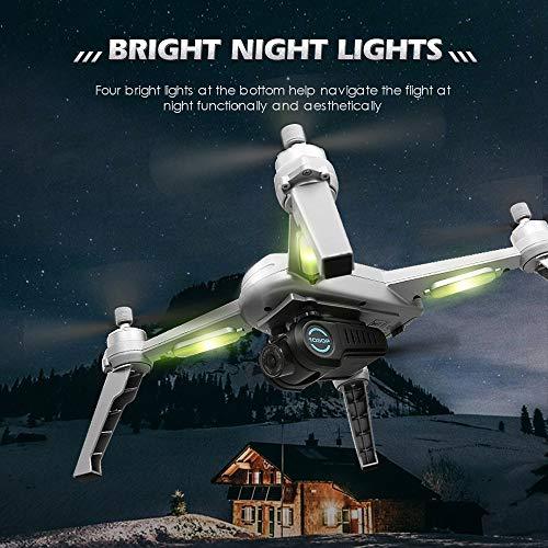 ACHICOO JJ-RC JJPRO X5 5G WiFi F-P-V RC Drohne GPS Positioning Höhe Halten Sie 1080P Kamera Brushless Motor 1 Batterie Spaßgeschenke für Kinder