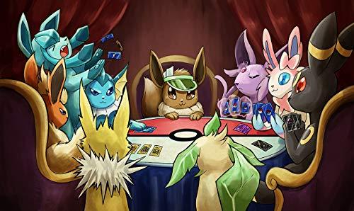 HiddenSupplies.com Eevee Poker Play…