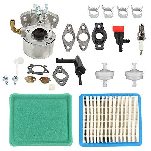 Harbot 798653 Carburetor Tune Up Kit for intek 206 5.5HP 214731 110432 110492 110412 111432 120202 120212 121212 121232 Engine