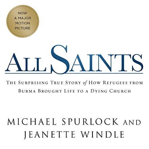 All Saints audiobook cover art