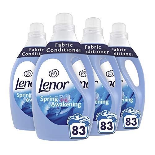 Lenor Fabric Conditioner, Washing Liquid Laundry, Spring Awakening Scent,...