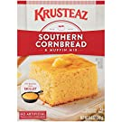 Krusteaz Southern Cornbread and Muffin Mix, 11.5-Ounce Boxes