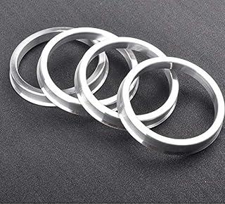 79.6-65.1 spigot rings set de 4 pour roue alliage hub centric wheel spacer cadeau