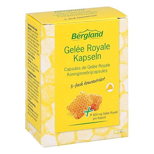 Bergland Gelée Royale Kapseln, 40 St. Kapseln