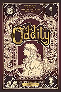 Oddity by Eli Brown science fiction and fantasy book and audiobook reviews