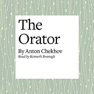 The Orator cover art