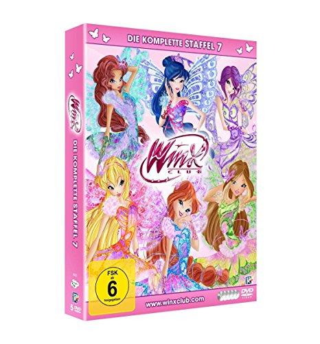 Winx Club - Die komplette Staffel 7 [5 DVDs]