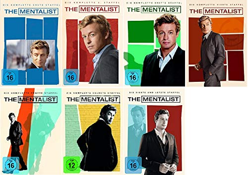 The Mentalist Staffel 1
