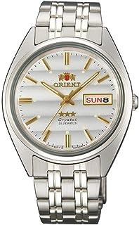 Orient Tri Star Automatic Silver Dial Unisex Watch FAB0000DW9