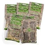GreenGo 1000 Biodegradable ecológico ecológico sin blanquear Delgado 6 mm Puntas de Filtro