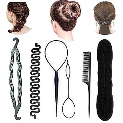 Accesorios de Peinado Set