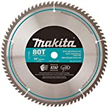 Makita A-93681 10-Inch 80T Miter Saw Blade