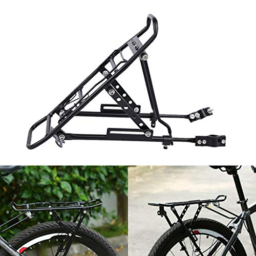 Bike Rear Rack Seat for Road Bike 26 Inch 21 Speed Shimano Full Suspension MTB Bicycle for Men Momen, 700c Tire, Carbon Fork (Style C)