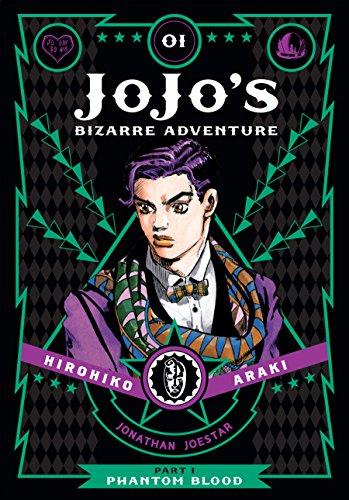 JoJo's Bizarre Adventure: Part 1--Phantom Blood, Vol. 1 (English Edition)