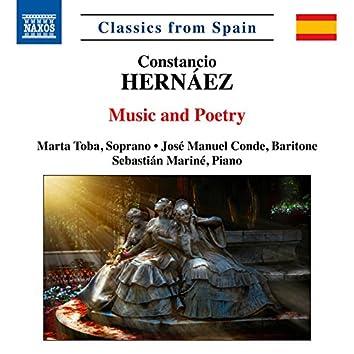 Hernáez: Music & Poetry