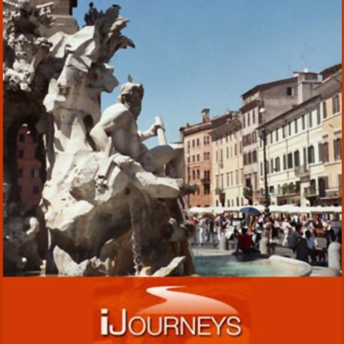 iJourneys Old Rome audiobook cover art