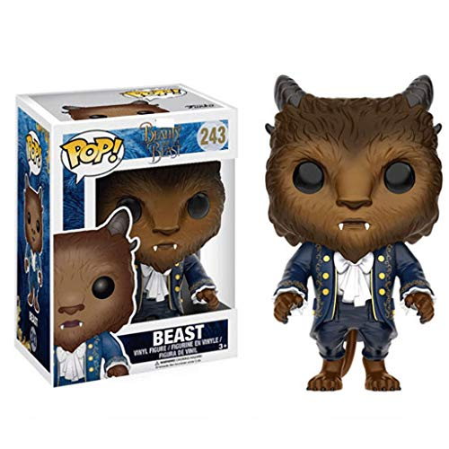 Funko Pop Movies : Beauty and Beast 3.75inch Vinyl Gift for Anime Fans for Boy