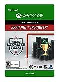 NHL 18 Ultimate Team NHL Points 5850 - Xbox One [Digital Code]