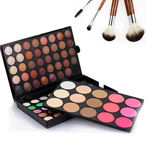 Paleta profesional maquillaje sombra ojos