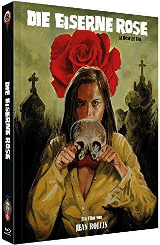 Die Eiserne Rose - Iron Rose [Blu-Ray+DVD] - uncut - auf 444 limitiertes Mediabook Cover C