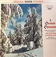 A German Christmas: Traditional Yuletide Songs by the Famous Bielefelder Kinderchor