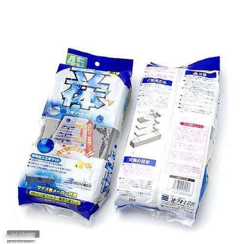 コトブキ工芸 kotobuki 立体マット45(上部フィルター用) お買得3枚セット